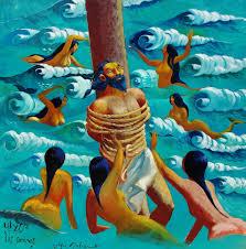 C-Ulysse et les sirènes, Gildas Flahault
